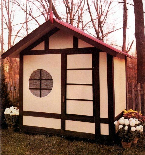 Playhouse Storage Shed - Project Plan 504135
