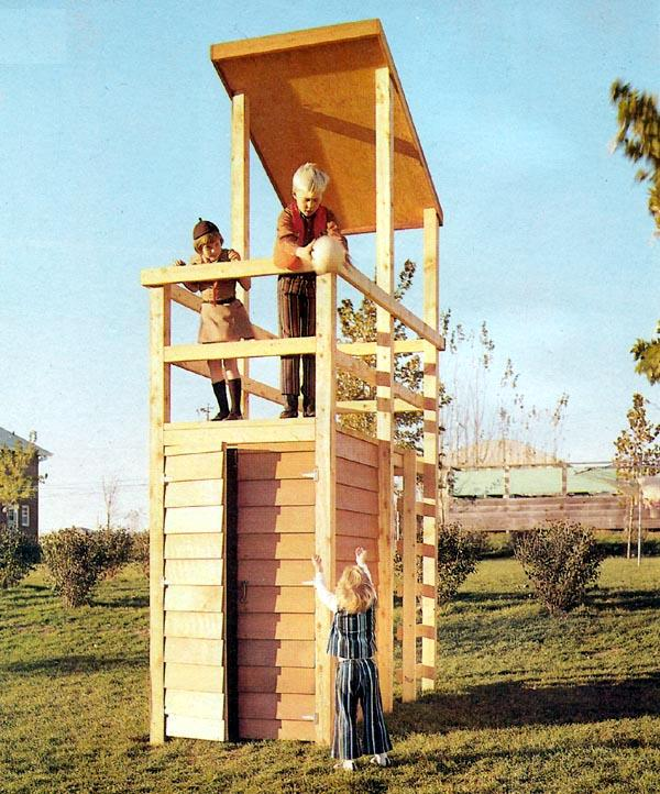 Watchtower Playhouse - Project Plan 504169