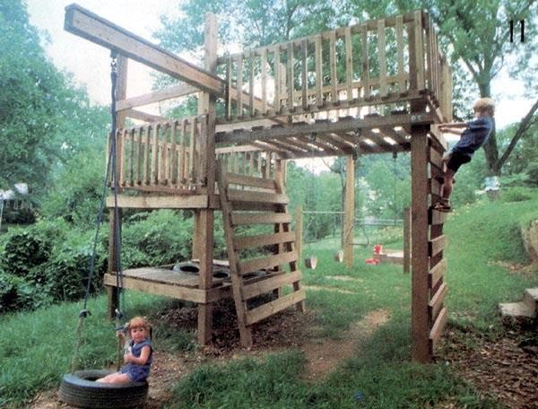 All-Around Play Unit - Project Plan 504382