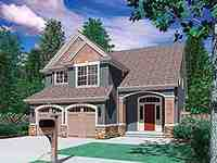 Plan Number 81233 - 1500 Square Feet