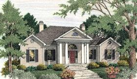 Plan Number 40023 - 2402 Square Feet