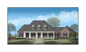 Plan Number 40335 - 3161 Square Feet