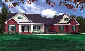 Plan Number 59073 - 2200 Square Feet