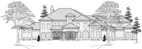 Plan Number 61890 - 7330 Square Feet