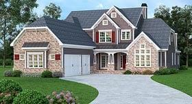 Plan Number 75308 - 4096 Square Feet