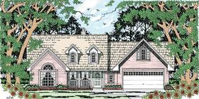 Plan Number 79257 - 1668 Square Feet