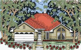 Plan Number 79262 - 1670 Square Feet