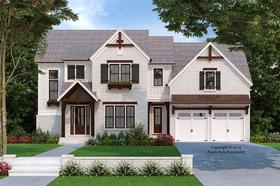 Plan Number 83118 - 2858 Square Feet