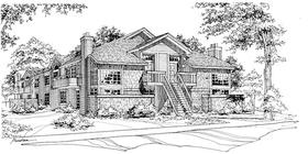 Plan Number 88403 - 7240 Square Feet
