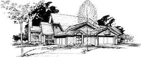 Plan Number 88410 - 2875 Square Feet