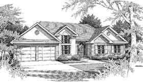 Plan Number 90464 - 1653 Square Feet