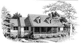 Plan Number 90479 - 1472 Square Feet