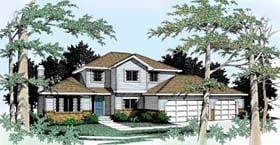 Plan Number 90749 - 1922 Square Feet