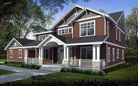 Plan Number 90757 - 2968 Square Feet