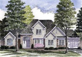 Plan Number 94175 - 2797 Square Feet