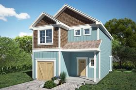 Plan Number 94500 - 1445 Square Feet