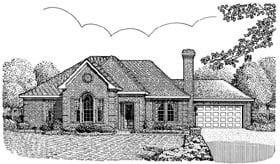 Plan Number 95739 - 1711 Square Feet
