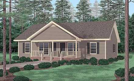 Multi-Family Plan 45347