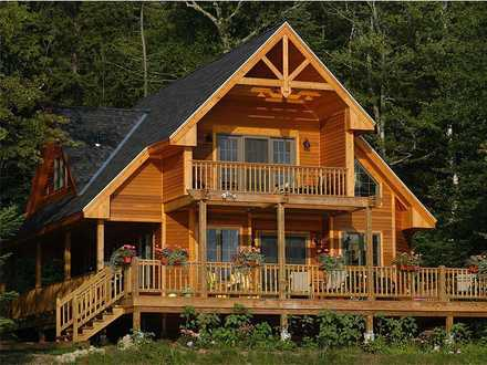 Vacation House Plans