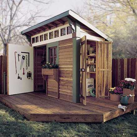 500371 - Puttering Shed Plan